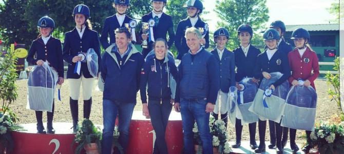 Finale circuito pony I semestre 2017